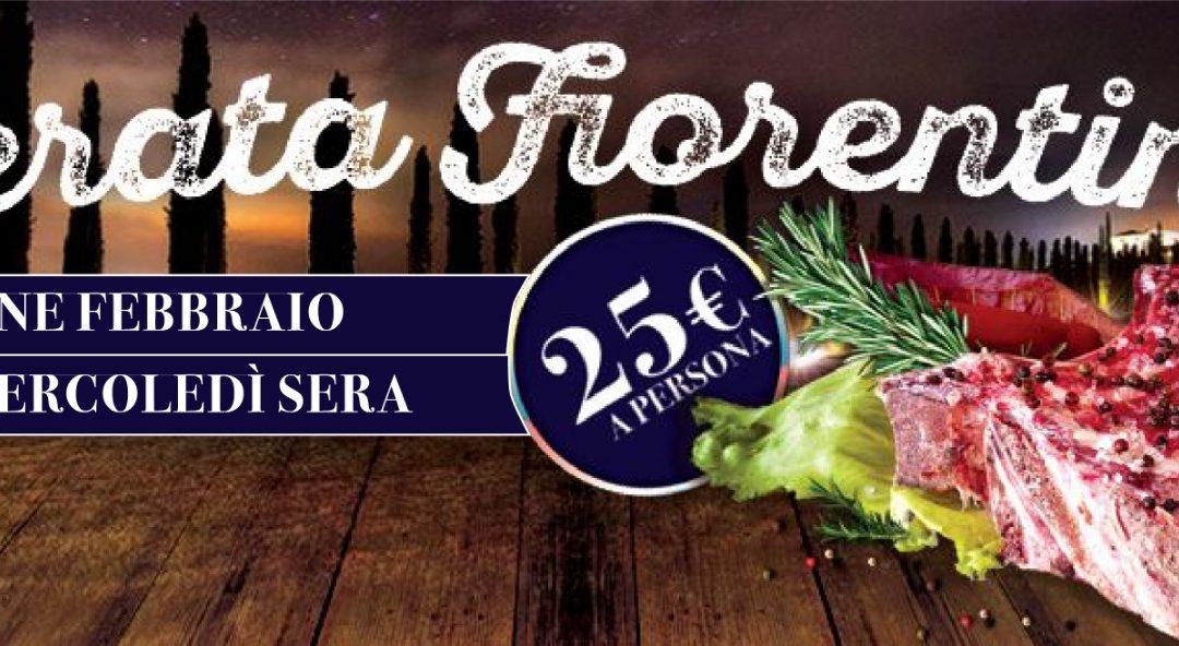 Serata Fiorentina – Tutti i mercoledì di gennaio e febbraio