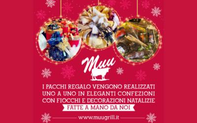 Confezioni regalo natalizie MUU