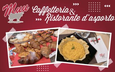 Caffetteria e ristorante da asporto a Legnano e Parabiago